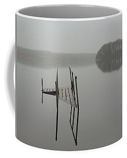 Crannog At Lake Knockalough Coffee Mug
