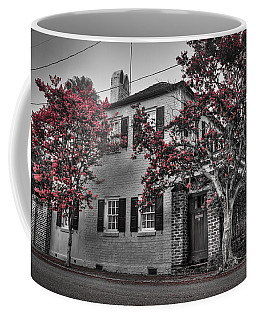 Crape Myrtles In Historic Downtown Charleston 1 Coffee Mug