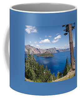 Crater Lake National Park Coffee Mug