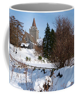 Crathie Church - Scotland Coffee Mug