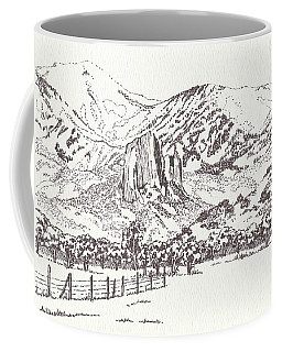 Crawford Needle Rock Coffee Mug