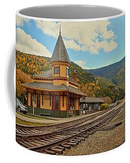Crawford Train Depot - New Hampshite Coffee Mug