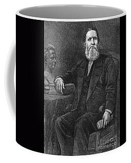 Crawford Williamson Long Coffee Mug