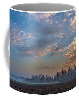 Crawling Mist Coffee Mug