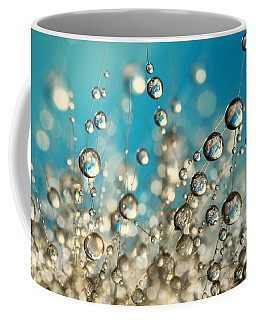Crazy Cactus Droplets Coffee Mug