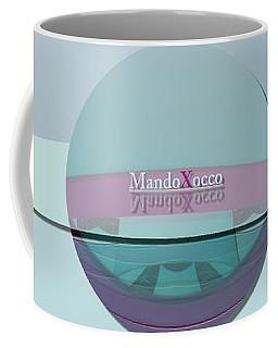 Cream Mint Labelle Coffee Mug