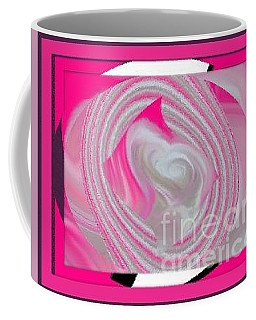 Coffee Mug featuring the digital art Callie by Catherine Lott