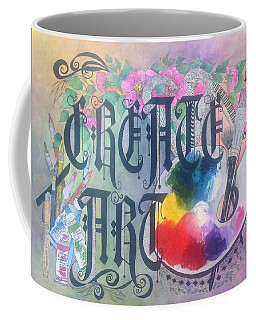 Create Art Coffee Mug