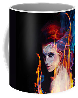 Creation Fire And Flow Coffee Mug