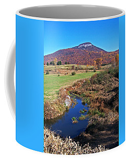 Creek In The Valley Coffee Mug