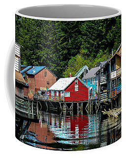 Creek Street - Ketchikan Alaska Coffee Mug