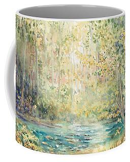 Creek Walk Coffee Mug