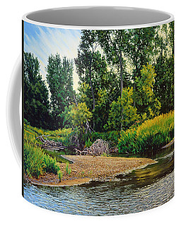 Creek's Bend Coffee Mug