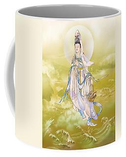 Creel Kuan Yin Coffee Mug by Lanjee Chee