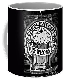 Crescent City Brewhouse - Bw Coffee Mug