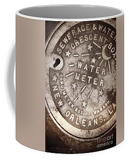 Crescent City Water Meter Coffee Mug