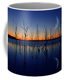 The Crescent Moon Coffee Mug