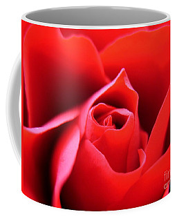 Crimson Coffee Mug