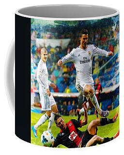 Cristiano Ronaldo Coffee Mug