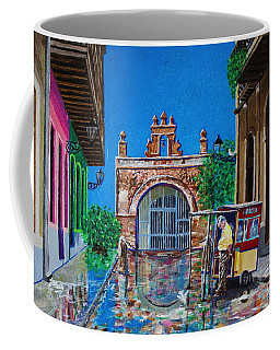 Capilla De Cristo - Old San Juan Coffee Mug