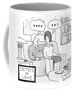 Critics In Love Coffee Mug