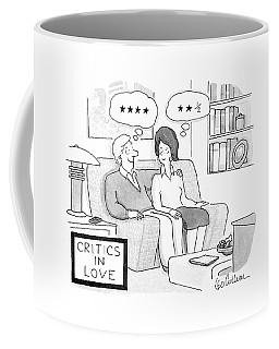 Critics In Love Coffee Mug