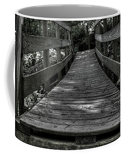 Crooked Bridge Coffee Mug