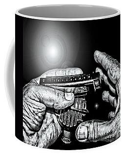 Cross-harp Blues Coffee Mug