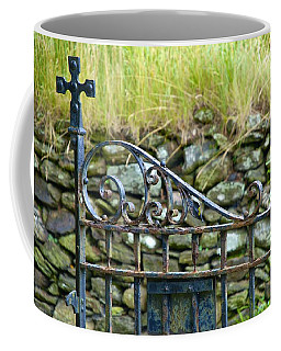Crossing Gate Coffee Mug