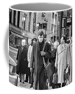 Crossing Manhattan Coffee Mug