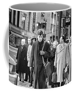 Crossing Manhattan Coffee Mug