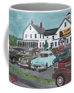 Crosti's Grove Coffee Mug