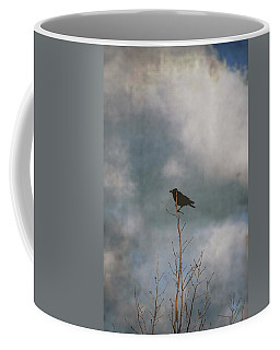 Crow Tree Coffee Mug