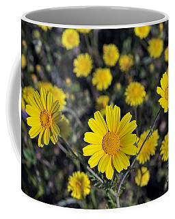 Crown Daisies Coffee Mug