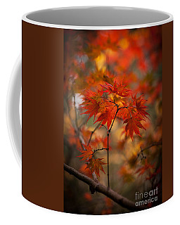 Crown Of Fire Coffee Mug by Mike Reid