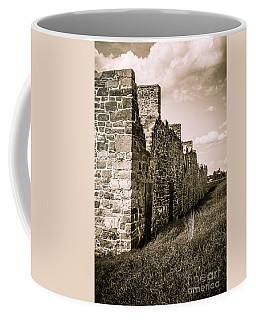 Crown Point New York Old British Fort Ruin Coffee Mug
