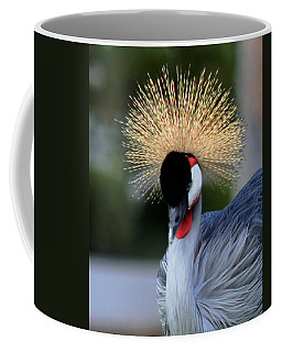 Crowned Coffee Mug