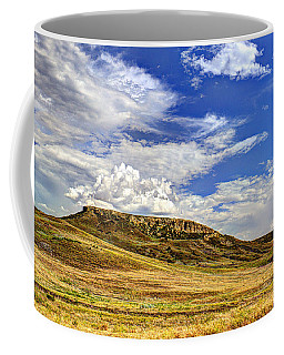 Crowned Ridge Coffee Mug