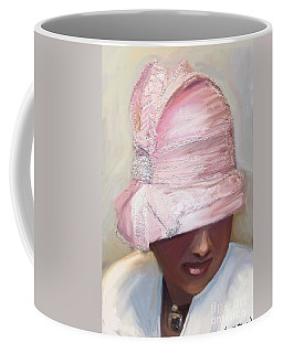 Crowns Coffee Mug by Vannetta Ferguson