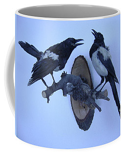 Crows Coffee Mug