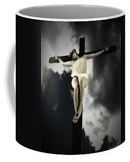 Crucified Christ Coffee Mug