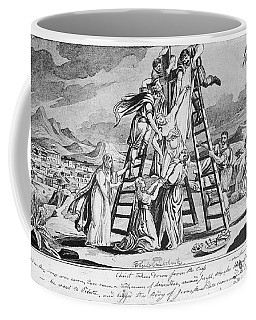 Cruikshank Deposition Coffee Mug