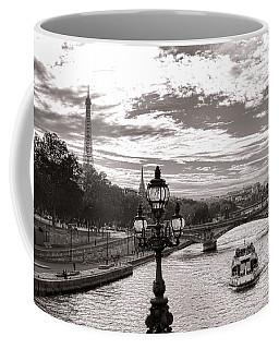 Cruise On The Seine Coffee Mug