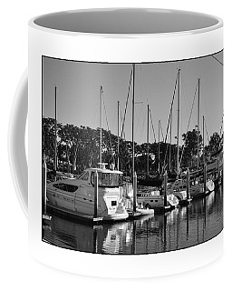 Coffee Mug featuring the digital art Cruising San Diego Style by Kirt Tisdale