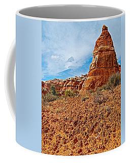 Cryptobiotic Or Living Soil In Chesler Park In Needles District Of Canyonlands National Park-utah Coffee Mug