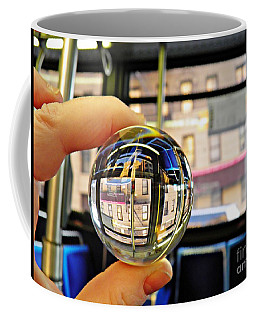 Crystal Ball Project 64 Coffee Mug