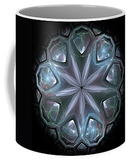 Coffee Mug featuring the digital art Crystal Ball by Svetlana Nikolova