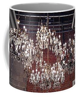 Crystal Chandeliers Coffee Mug