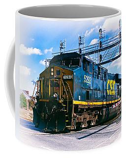 Csx 5292 Warner Street Crossing Coffee Mug