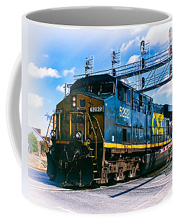 Csx 5292 Warner Street Crossing Coffee Mug